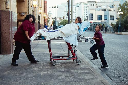 A Matter of Emergency by Jesse Acosta