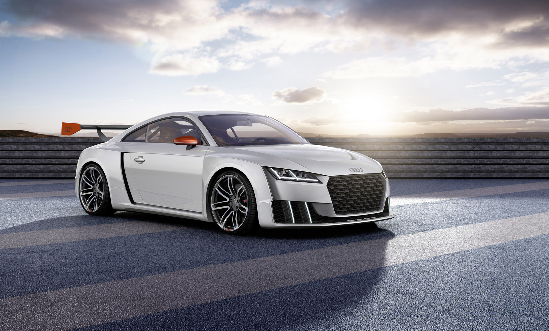 600-HP Audi TT Clubsport Turbo Concept Heads To Wörthersee ...