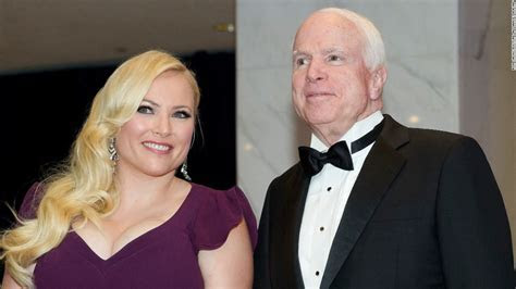 Meghan McCain sends moving tribute to her father, her