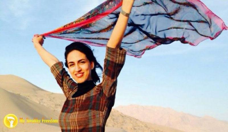 Iranianas protestam contra a estrita lei do hijab publicando fotos com a melena ao vento 15