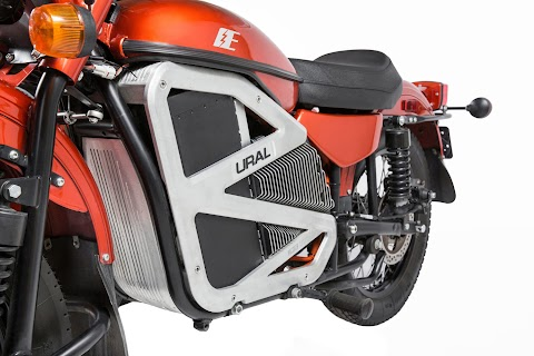 2020 Electric Motorcycle