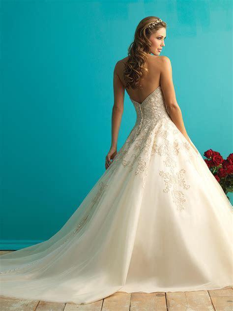 Allure Bridals Dress 9270   Terry Costa