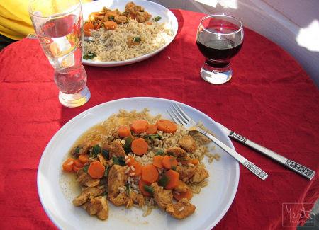 dinner time :: middagstid
