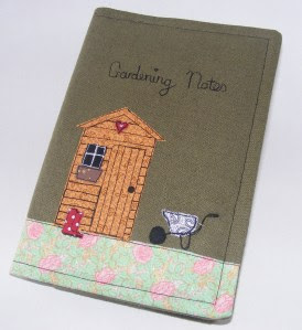 Gardening Notebook