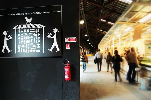 Alla scoperta del #Mercato Metropolitano by Ylbert Durishti