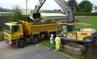 Plant Hire - Jagger Construction Services Ltd