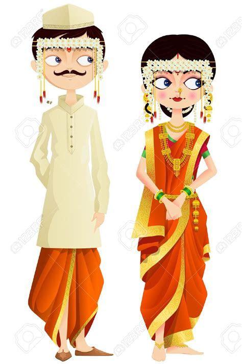 Indian Wedding Couple Clipart ? 101 Clip Art