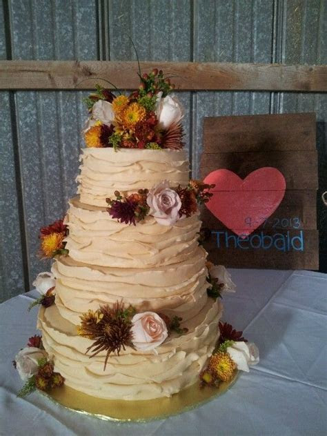 Country Wedding Cake   love.   Pinterest   Country western