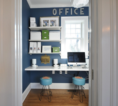 Home office paint color help - Houzz