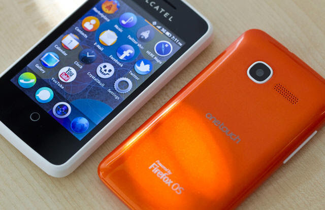 Mozilla's Smartphone OS Launches in Spain