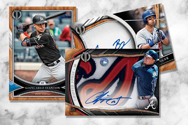 2018 Topps Tribute Baseball