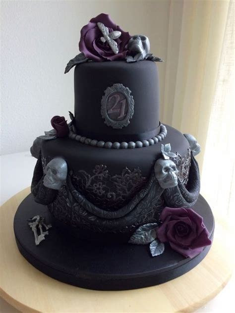 744 best images about I Heart Spooky Cakes on Pinterest