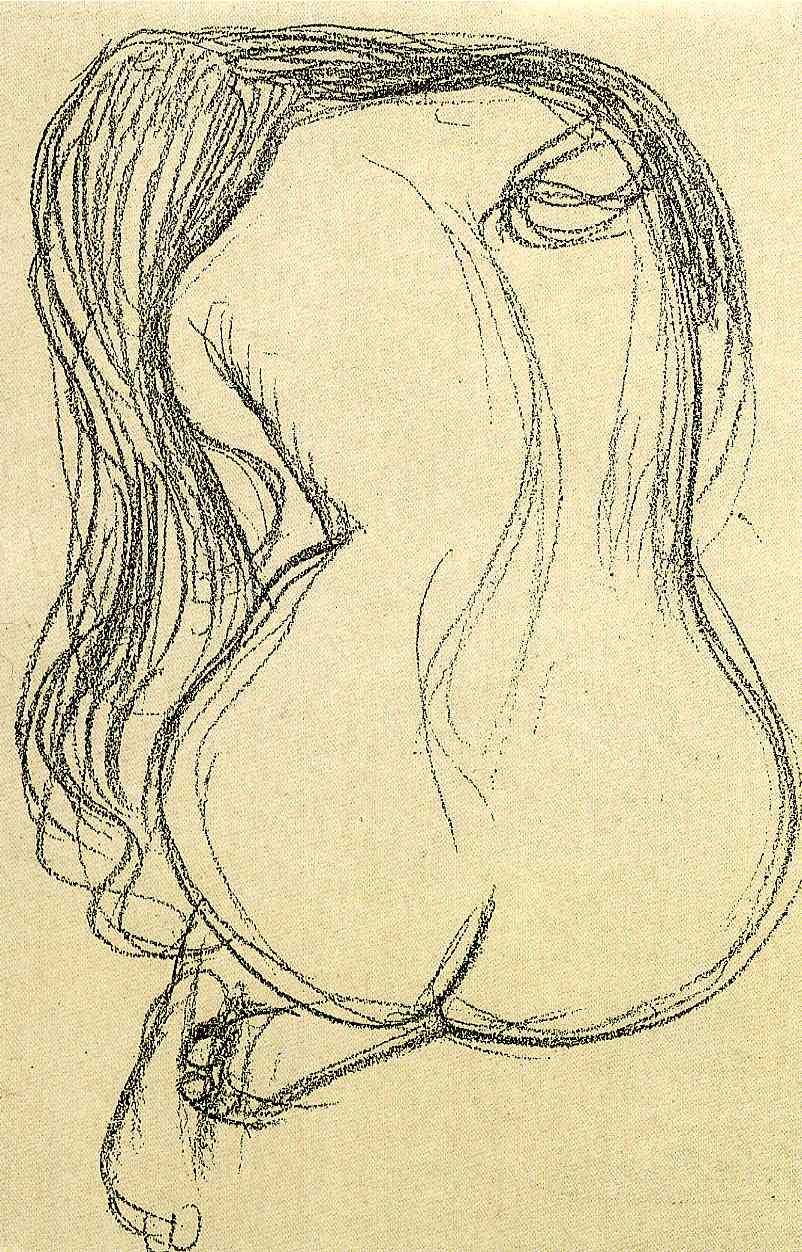 Gustav Klimt erotica sensual27