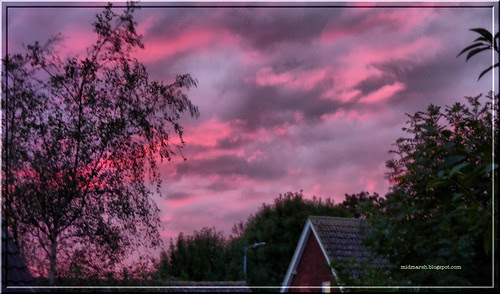 Sunset 170810