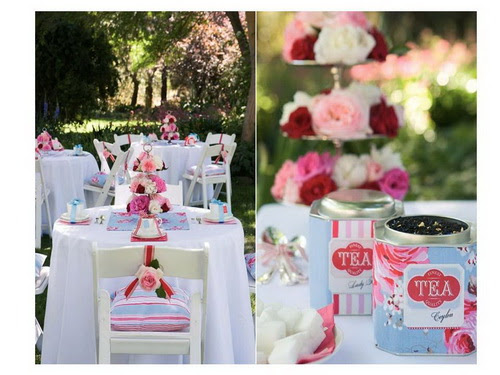 Garden Party Decoration Ideas | for life and stylefor life and style
