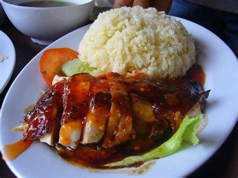 resepi nasi ayam  makan sedap pinterest food
