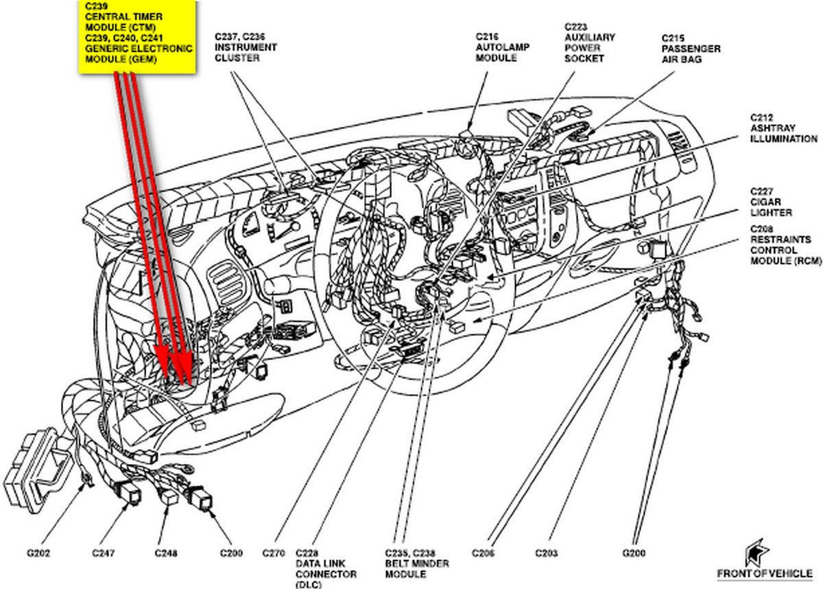 Diagram Diagram 2006 Ford 500 Computer Full Version Hd Quality 500 Computer Sitexsimos Filmarco It