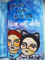 The Sketchbook Project 2011- title page