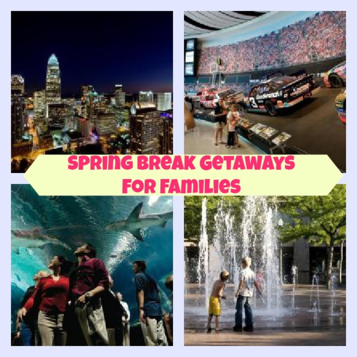 Top 10 Spring Break Destinations for Families 2013 Quick