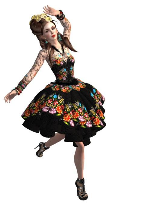 Group Gift Khalo Dress