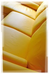 bye bye yellow sofa