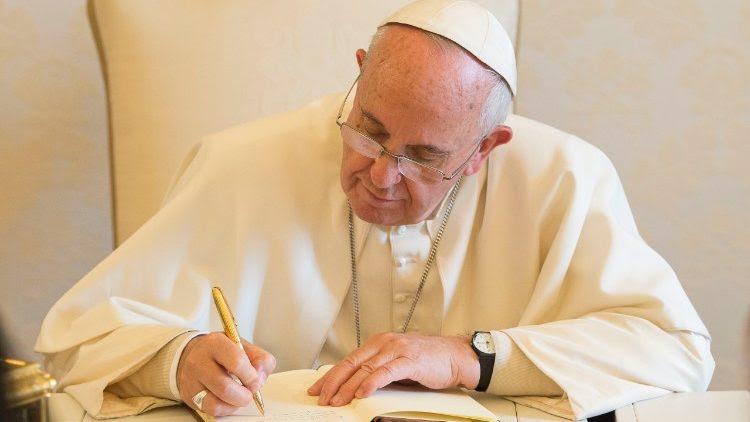 Le pape institue le Dimanche de la Parole de Dieu