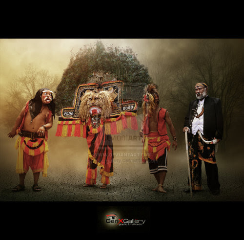 Indonesia Know It Love It  Reog Ponorogo Is one of many culture have in