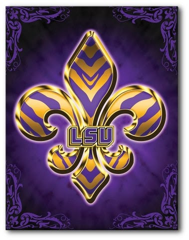 LSU TIGERS New background???