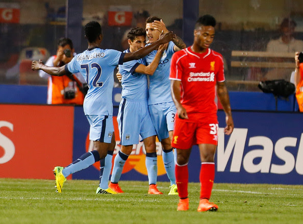 Manchester City v Liverpool International_Champions_Cup