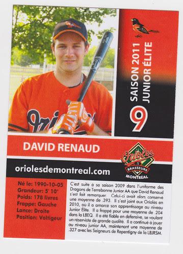 Orioles Renaud Back