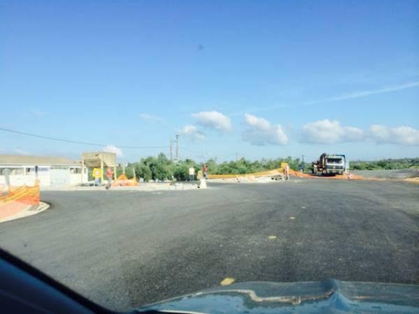 Πολύ πίσω ο δρόμος Σουληνάρι - Κορυφάσιο