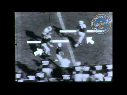 Inside Football with Bud Wilkinson - Show 5. late 1950's