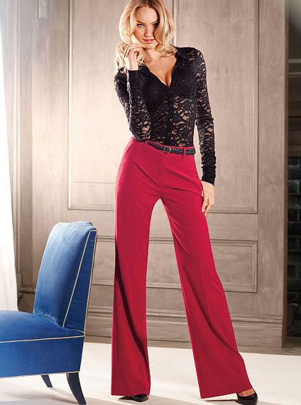 The Stella Wide-leg Pant