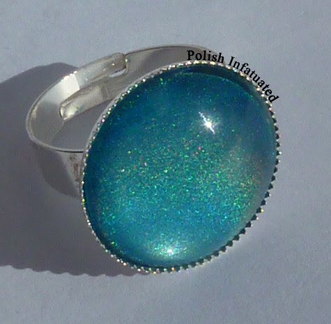 nail polish ring-DV81