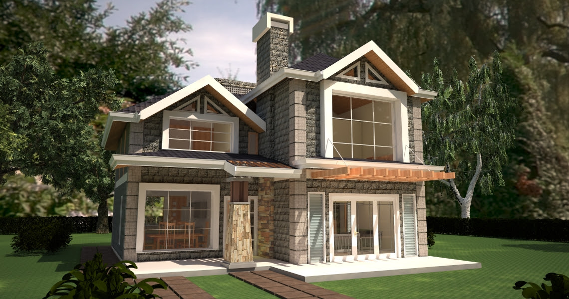 4 Bedroom House Designs In Kenya House Decor Interior,Room Furniture Design