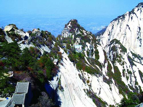 Núi Hoa Sơn trong truyện Kim Dung