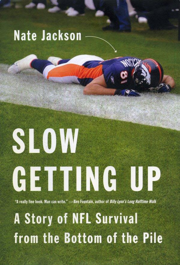 Former 49ers and Broncos player Nate Jackson from San Jose writes memoir about life in the NFL