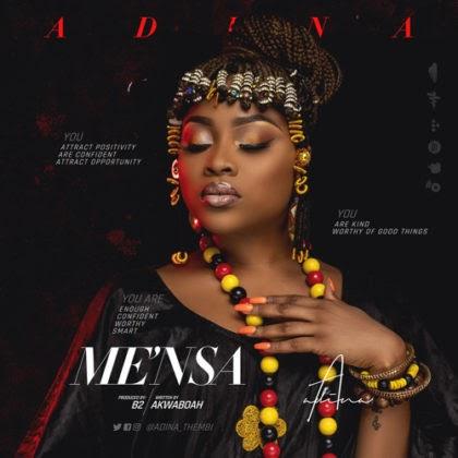 Adina - Me'nsa (Prod. By B2)