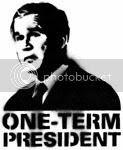 one term president