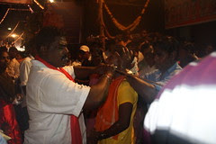 My last and final segment of rod removal at the Marriamman Temple Nehru Nagar Juhu by firoze shakir photographerno1