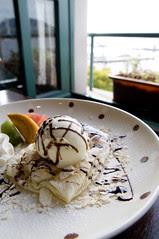Spiritual Cafe Raffaello, Mojikou