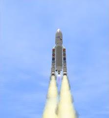 Ariane-5 Launch Kourou