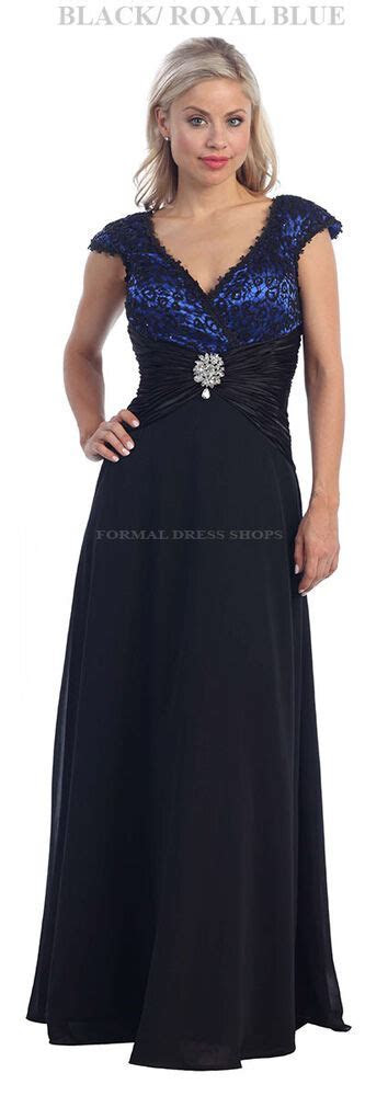 MOTHER OF THE BRIDE GROOM DRESSES PLUS SIZE EVENING GOWN