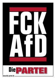 FCK AFD Postkarte3