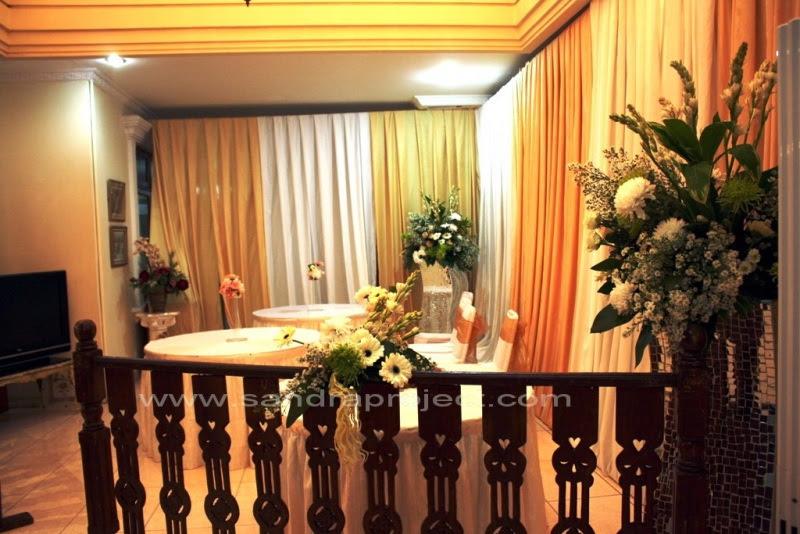 pelaminan dan dekorasi