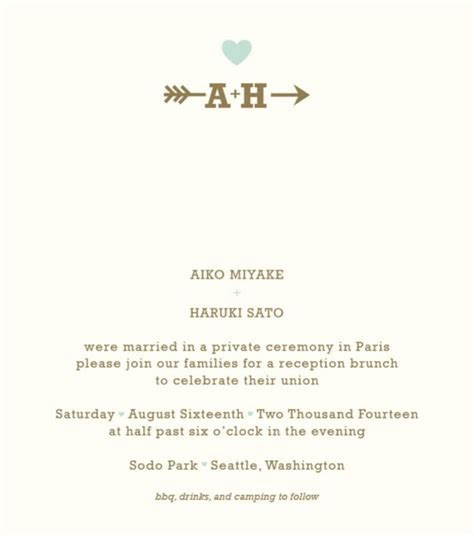 Love Struck   ? OUR FOREVER AFTER ?   Wedding invitations