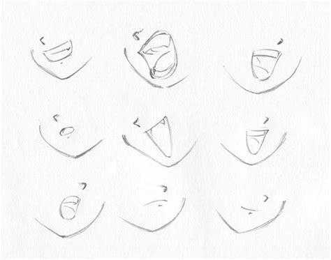 howtodrawanimelips striderbadguys art tips