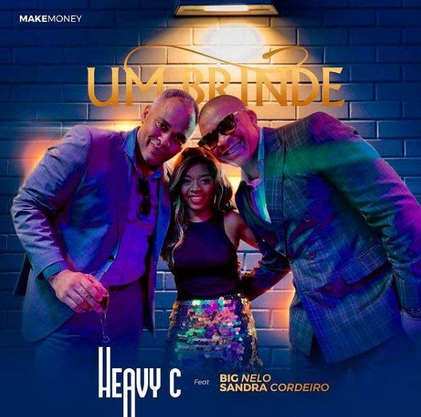 Heavy C - Um Brinde (feat. Big Nelo & Sandra Cordeiro) - Jailson News   Download mp3
