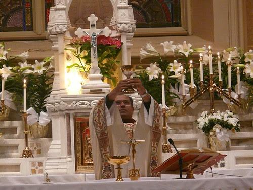 Consecration