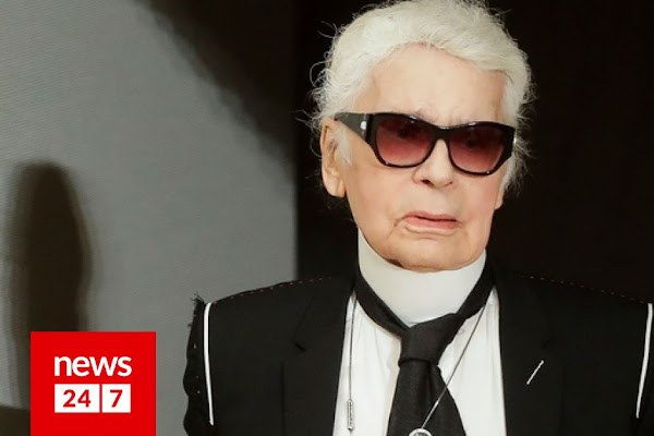 fa3873a571a7 Πέθανε ο διάσημος σχεδιαστής μόδας Καρλ Λάγκερφελντ - Κόσμος
